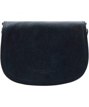 Tolfa in Midnight Blue Leather